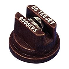TEEJET DG 9505E DRIFT GUARD EVEN TIP 05-BROWN