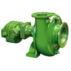 "ACE 2"" X 1 1/2"" FLANGED PUMP, 11 GPM HYD MOTOR"
