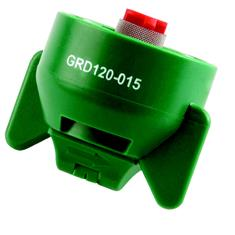 HYPRO GUARDIAN SPRAY TIP SIZE:015 GREEN