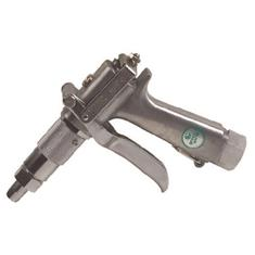 JD9 HIGH PRESSURE SPRAY GUN W/PRESSURE GAUGE PORT