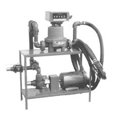 HERBICIDE PUMP AND METER STEEL STAND