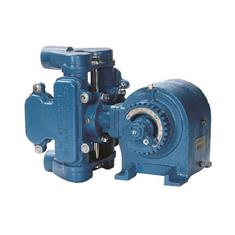 JOHN BLUE 68.4 GPM DOUBLE PISTON PUMP