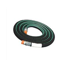 "1 1/4"" X 15' MPT X MPT NH3 NYLON BRAID HOSE"