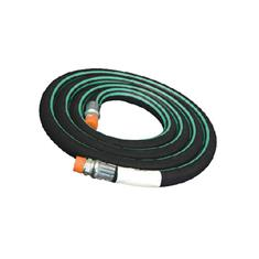 "1"" X 10' MPT X MPT NH3 NYLON BRAID HOSE"