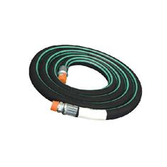 "1"" X 12' MPT X MPT NH3  NYLON BRAID HOSE"