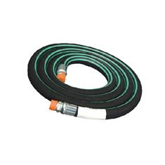 "1"" X 16' MPT X MPT NH3  NYLON BRAID HOSE"