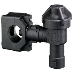 "TEEJET 1/2"" PIPE WET BOOM NOZZLE BODY - 90 MOUNT"