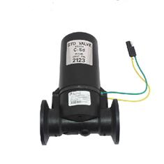 "RAVEN 1"" POLY REGULATING VALVE"