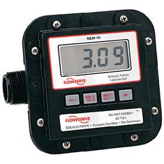 FLOWSERVE ELECTRONIC FLOW METER