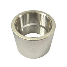 "3"" FEMALE COUPLING 304 STAINLESS STEEL"