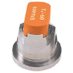 TEEJET TJ60-8001VS TWIN  - JET SS SPRAY TIP-ORANGE