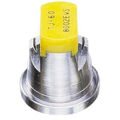 TEEJET TJ60-8002E TWINJET EVEN SPRAY TIP #2-YELLOW