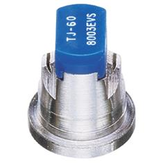 TEEJET TJ60-8003E TWINJET EVEN SPRAY TIP #3-BLUE