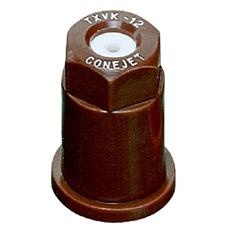 TEEJET TX-VK12 CERAMIC HOLLOW CONE - BROWN
