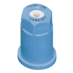 TEEJET TX-VK26 CERAMIC HOLLOW CONE - LITE BLUE
