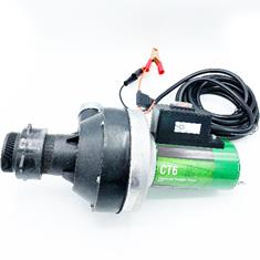 CT6 12V W/ MICROMATIC COUPLER HOSE&VALVE ASMBLY