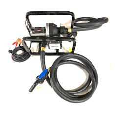 CT6 CADDY SYSTEM 12V HF 18GPM W/METER&HOSE ASMBLY