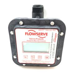 FLOWSERVE ELECTRONIC FLOW THROUGH FLOW METER
